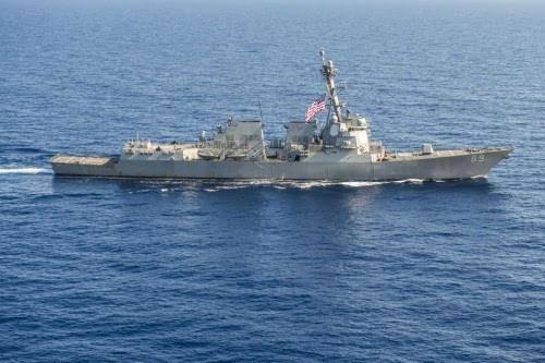 专家称美国想借南海问