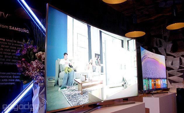 三星新款4K电视4万元起售